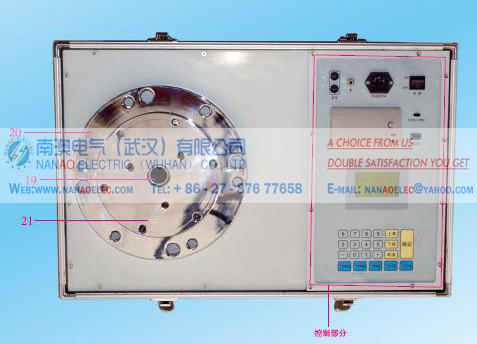 2,电气及控制系统  (1)工作环境:-10~ 50℃,相对湿度 85%;  (2)电气主