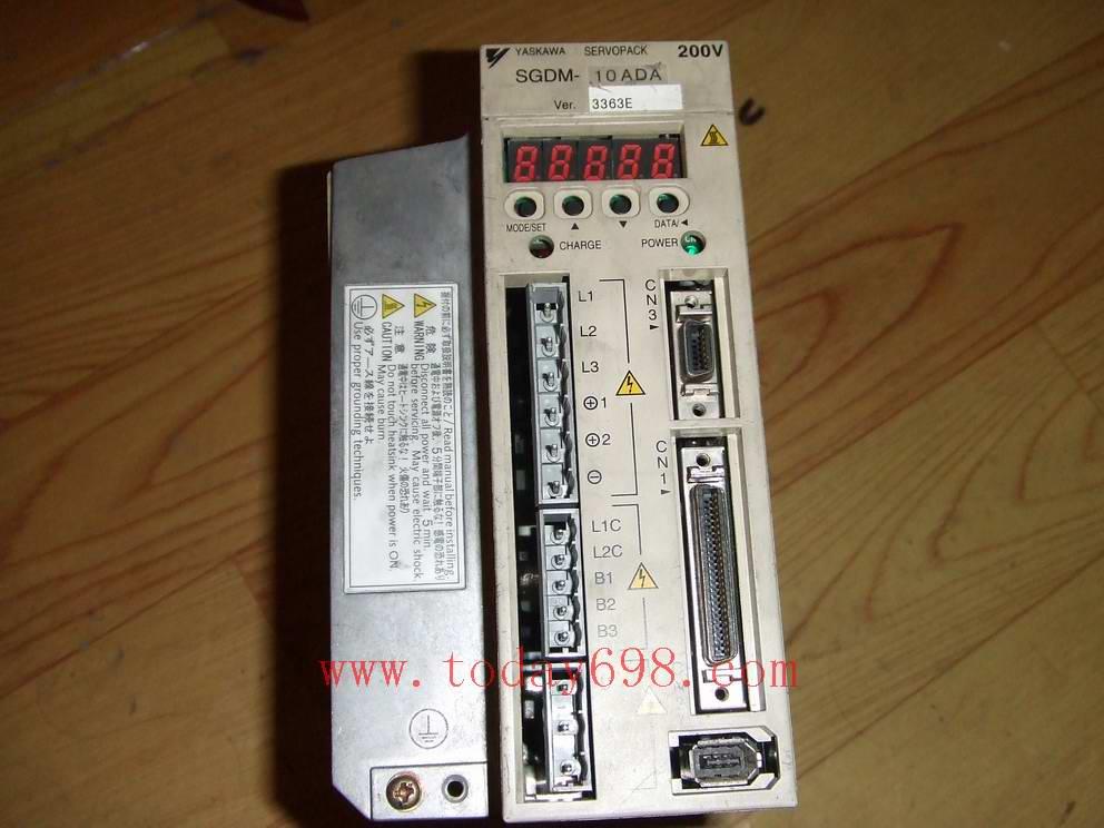 郑州安川伺服维修,安川伺服电机维修
