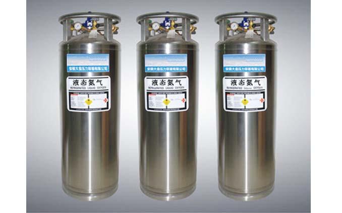自增压液氮罐dpl450-175-1.38杜瓦瓶图片