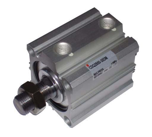 smc气缸结构原理    由于smc气缸的使用目的不同,smc气缸的构造