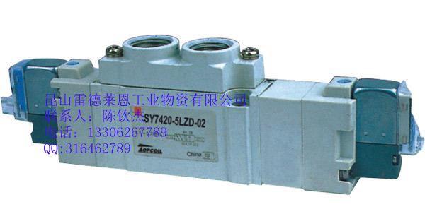 电脑版 检测通 昆山雷德莱恩工业物资有限公司   日本smc三通电磁阀图片