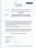 Nemko认可实验室-Authorization Of Nemko...