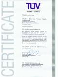 德国TUVps认可实验室(安规)-Authorization...