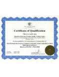 加拿大CSA认可证书-CSA Recognized Certifi...