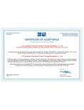 CB实验室认可证书-Laboratory accreditatio...