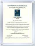 UKAS认证