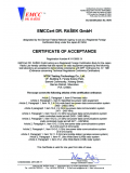EMCC资质证书
