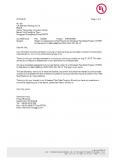 UL486 接线端子目击授权