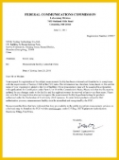 FCC授权资质