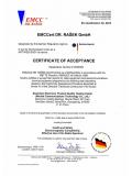 德国EMCC认可证书-EMCC Recognized Cer...