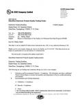 美国UL协议检测机构-Authorization of ...