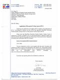 香港电信管理局(OFTA)授权-Authoriza...