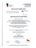 EMCC证书
