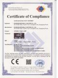 CE证书模板