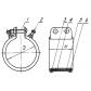 SRU1-23电加热圈